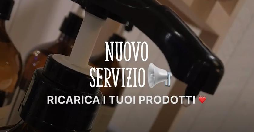 Nuovo Servizio Carica i tuoi prodotti