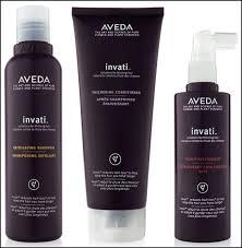 AVEDA Invati Shampoo, Conditioner e Scalp Revitalizer - per combattere la caduta (Sconto del 15%)